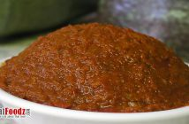 Southern Thai basic curry paste